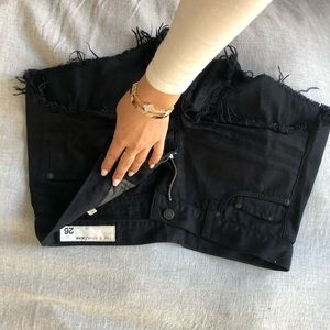 Rag & Bone Jean Shorts size 26